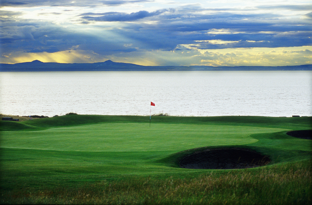 Gullane in the heart of Scotland's Golf Coast East Lothian