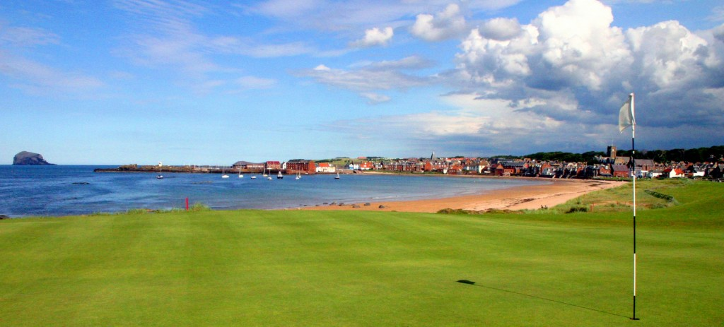 First Green - North Berwick West Links