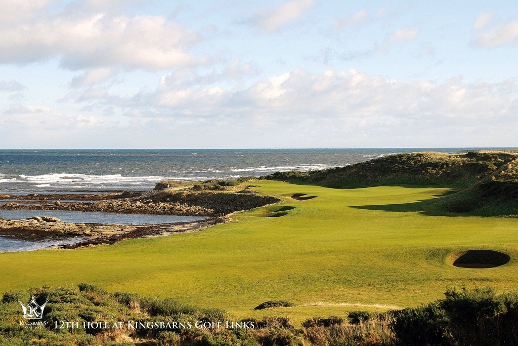#12 Kingsbarns Golf Links