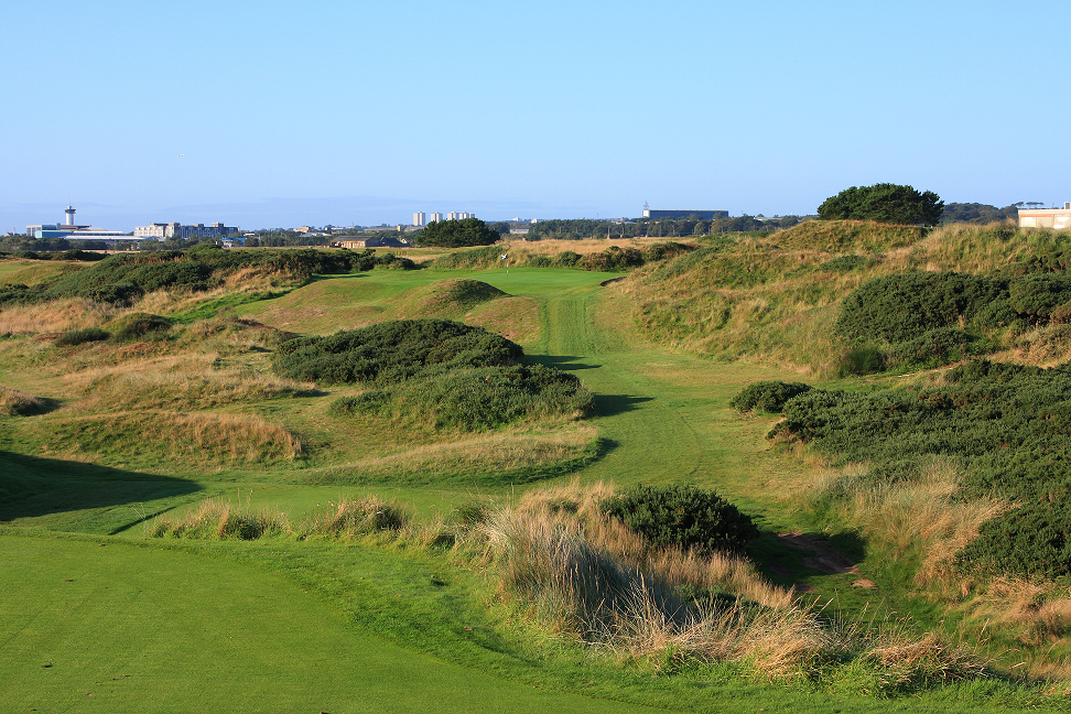#5 Murcar Links Signature Hole