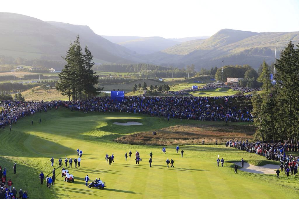 Scotland's 2014 Ryder Cup