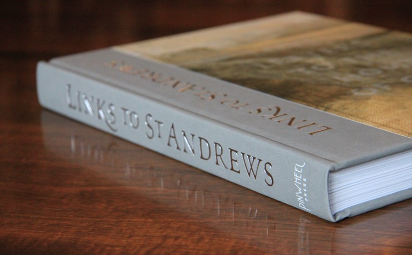 LInks To St Andrews by Josh Evenson (Image courtesy of Graylyn Loomis - www.graylynloomis.com)